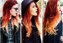 red haired