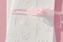 Karten Taufe / Kommunion / http://de.dawanda.com/shop/happy-papers  viele wunderschöne Karten zur Taufe und Erstkommunion