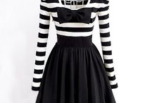 Emo girls clothes
