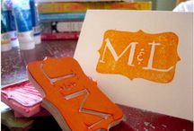 stamping, printing, how-to's / by Lynne Hughes