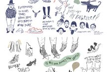illustration / by Trista Yen