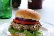 Big Beautiful Burgers  / by Paula - bell'alimento