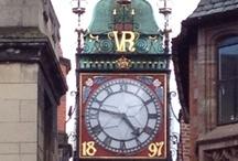 Chester Cheshire UK