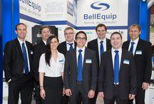 Smart Automation 2015 / Messeauftritt der BellEquip GmbH auf der Smart Automation 2015 im Design Center Linz.