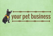 Your Pet Business / Great resources for those with their own Pet Business