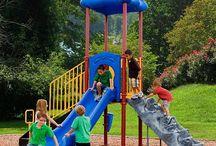 Playground Ideas / by Angie Franklin