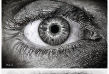 Drawing eyes / How to draw eyes