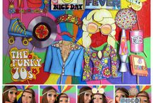 70s disco party / disco, 1970s, party, birthday, dance party,