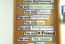 Classroom Ideas✏ / by Erika Christine