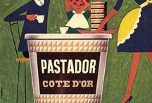 inspiration vintage advertisement
