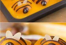 Bienenkuchen Geburtstag