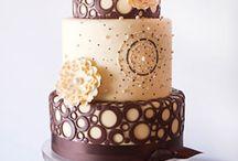 Wedding Cake Ideas / by Byrna Luyben-Cronk