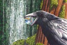 Black Bird / by Arell Olson