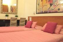 New Hotel Bernina rooms / Just refurnishing :-)  Hotel Bernina Via Napo Torriani 27, Milan, Italy 3 Star Hotel