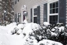 Seasonal Upkeep / Upgrades and upkeep projects to keep your home in ship-shape.