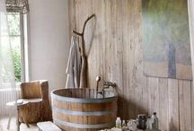 Bagni / Arredare e creare bagni rustici