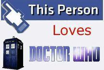GEEK: Doctor Who! / by Christina Walton