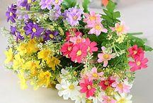 Kunst bloemen