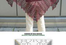 knitting - shawls / knitting - shawls