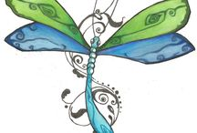 Dragonfly / by Judy Cambone