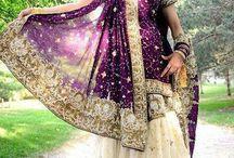 Indian wedding dress ❤️