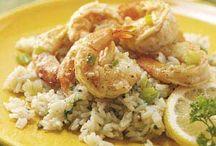 Lent Food Ideas  / by Suzy Tirado
