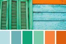 contraste de colores