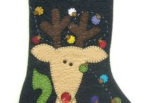 Sewing - Xmas Stocking Ideas
