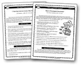 Handy Handouts / Super Duper® Publications' Handy Handouts® are free, online educational handouts on a variety of special needs and educational topics. Master's level speech-language pathologists and special educators research and write each one. We invite you to download, print, and distribute as many as you like.* We ask that in order to avoid any copyright issues, you do not alter our Handy Handouts® in any way.
