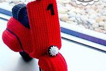 Vespa crochet