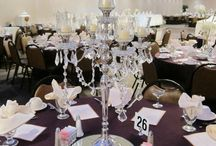 Centerpieces / Wedding Guest Table Centerpieces