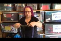 how I prepare fibre for spinning