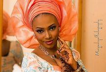 Hausa Weddings    Nigerian Traditional Weddings