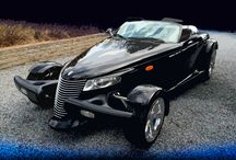 My Prowler / Photos of my Plymouth Prowler, model year 2000, Prowler Black