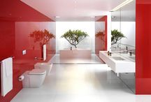 Red Passion Bathrooms