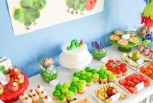 Lathan 1st birthday ideas / by Kayla Mehl