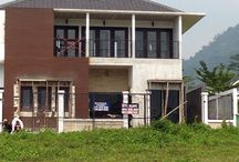House at Sentul City / Build in 2013, land 388m and building 270m