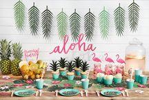 Aloha Mood Board