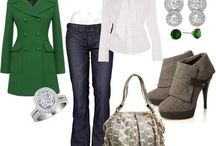Fashion: Fall Outfits / What my wardrobe should look like...in the fall