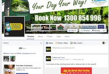Social Media / Did someone say they would 'like' maybe 'share' some of our cool Gold Coast and Tamborine Mountain offers? - well then lets check out our social media.
