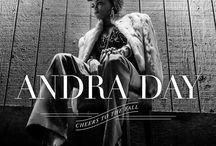 Andra Day/ Jewellery Inspiration