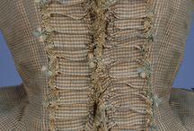 18th century jackets -caraco-pierrot-manteau