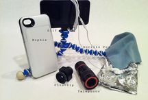Mobile Filmmaking Gadgets / With a smartphone they can make almost everything about filmmaking / by MiniMov