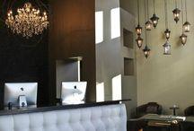 Rezeption Desk Hotel / Hotel Empfang