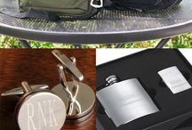 Groomsmen Gifts Ideas / Trendy and functional gift ideas for each guy in your wedding party including best man, groomsmen ring bearer and father of the groom and father of the bride. Each groomsman has a unique personality and unique likes. A personalized gift that is useful is the best kind of gift to say thank you to everyone who supported you through thick and thin, including your wedding day. / by My Wedding Reception Ideas