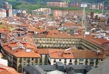 BILBAO ALDE ZAHARRA - BILBAO CASCO VIEJO / El Bilbao histórico y su Casco Viejo medieval Fotos by; Gotzon Monasterio