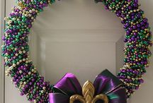"Mardi Gras ""Throw me somethin"" / by Carly Thompson"