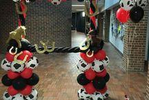 Photo frames - balloons