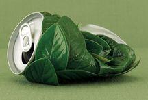 Marketing Sustentável / Divulgação de produtos de empresas onde a sustentabilidade é realmente colocada em prática.