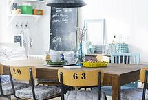 {primrose dining} / Ideas and style for the dining room/office / by katy pie